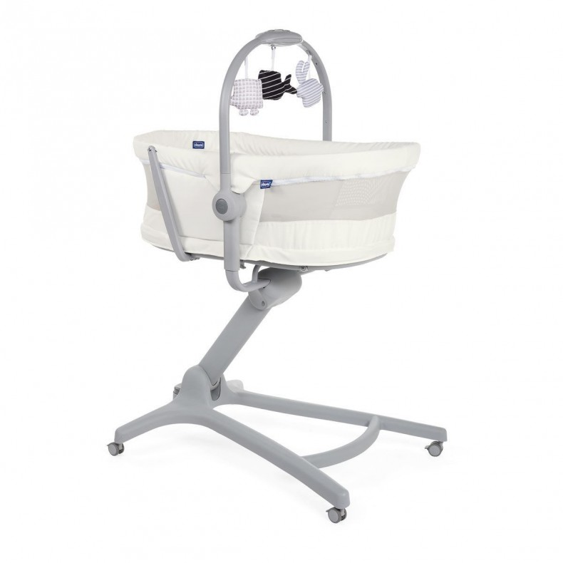 Baby hug 4 en 1 White Snow de chicco